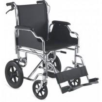 Leo 120 Refakatçi Kullanımlı Tekerlekli Sandalye