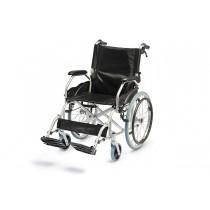 Leo 165 Refakatçi Frenli Tekerlekli Sandalye