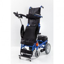Ayağa Kaldıran Akülü Sandalye Wollex W129