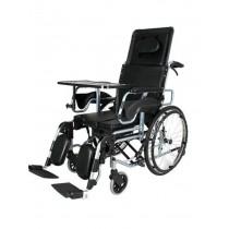 Wollex W213 Tuvalet Özellikli Tekerlekli Sandalye