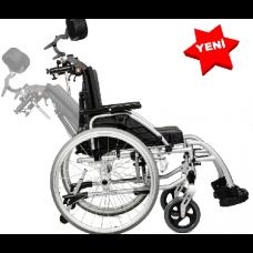 K9 Lüks Özellikli Tekerlekli Sandalye