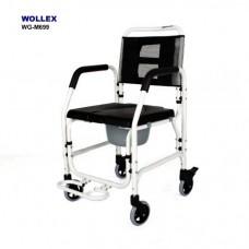 Wollex M 699 Alüminyum Banyo Tuvalet Sandalyesi