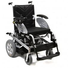 Wollex W123 Amortisörlü Akülü Tekerlekli Sandalye