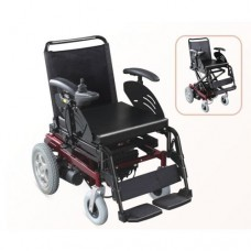 Yükselen Akülü Tekerlekli Sandalye Wollex W124