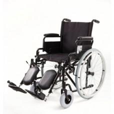 Wollex W312 Ayak Kalkar Manuel Tekerlekli Sandalye