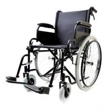 Wollex W313 Silikon Dolgu Tekerli Manuel Tekerlekli Sandalye