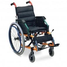 Wollex W980 Alüminyum Çocuk Tekerlekli Sandalyesi