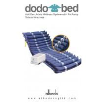 Yatak Yaralarını Önleyen Havalı Yatak Sistemi