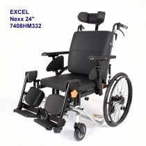 Vanos Excel G-Nexx 24 Tekerlekli Sandalye