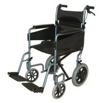 Leo 125 Daluxe Refakatçi Frenli Tekerlekli Sandalye