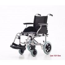 Leo 121 Evo Refakatçi Kullanımlı Tekerlekli Sandalye