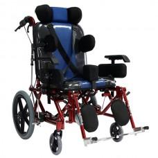 Poylin P958Y Alüminyum Özellikli Yetişkin Manuel Tekerlekli Sandalyesi