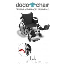 Dodo 007 Hareketli Ayak Tekerlekli Sandalye