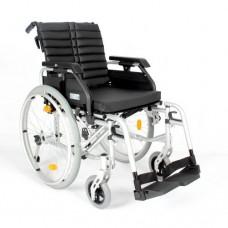 Wollex WG-M735 Hafif Manuel Tekerlekli Sandalye (Alüminyum)