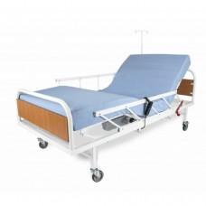 Wollex W327 Elektrikli Hasta Karyolası 2 Motorlu (Antidekübit Yataklı)