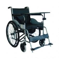 Wollex W216 Tuvalet Özellikli Tekerlekli Sandalye