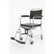 Wollex W689 Klozetli Banyo Tekerlekli Sandalyesi