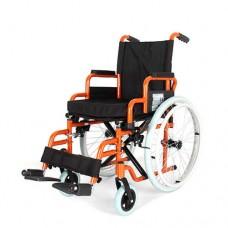 Wollex WG-M315-14 Alüminyum Manuel Tekerlekli Sandalye